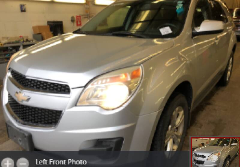 2011 Chevrolet Equinox for sale at Green Light Auto in Sioux Falls SD