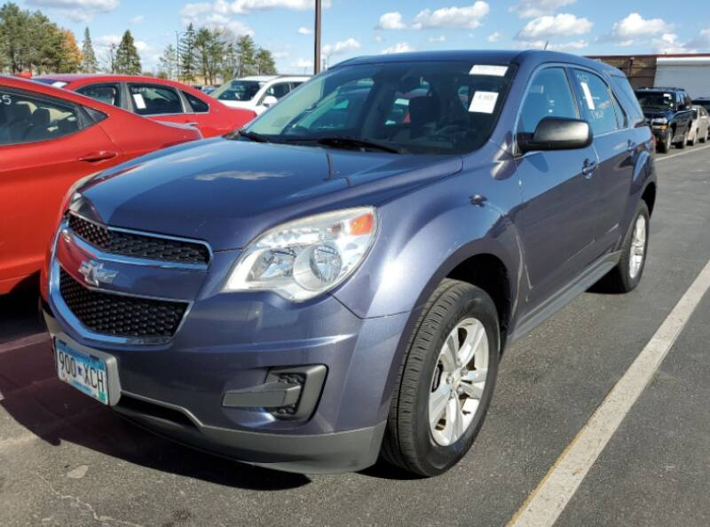 2013 Chevrolet Equinox for sale at Green Light Auto in Sioux Falls SD