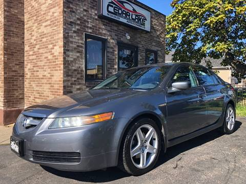 Used Acura TL For Sale In Illinois Carsforsalecom - Used 2005 acura tl