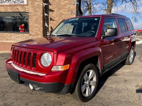 2012 Jeep Patriot for sale in Round Lake, IL