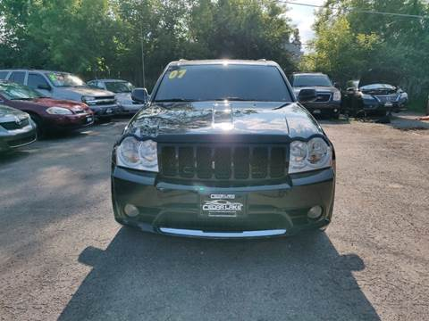 2007 Jeep Grand Cherokee for sale in Round Lake, IL