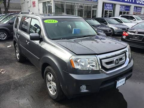 2011 Honda Pilot for sale in Woodside, NY