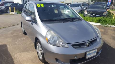 2008 Honda Fit for sale in Houston, TX
