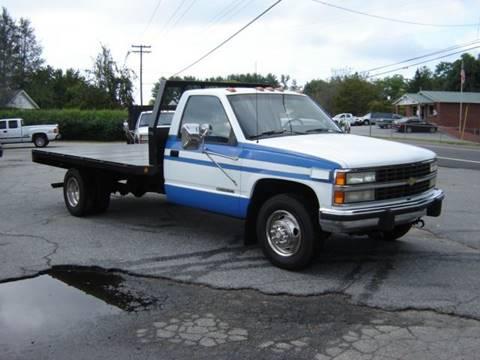 Chevrolet For Sale in Granite Falls, NC - B & R Preowned Cars LLC