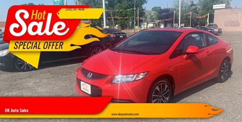 2013 Honda Civic for sale in Kennewick, WA