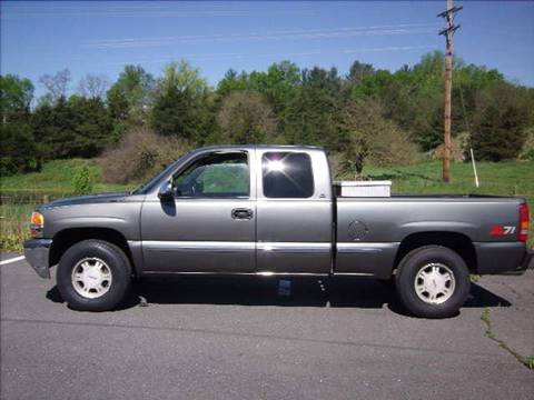 1999 GMC Sierra 1500 for sale in Broadway, VA