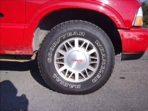 2000 GMC Sonoma