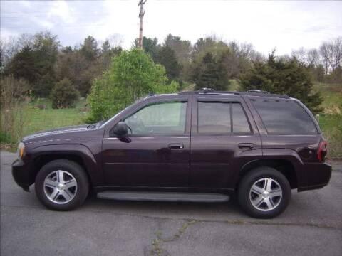 2008 Chevrolet TrailBlazer LT1 for sale at Broadway Motors LLC in Broadway VA