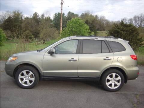 2009 Hyundai Santa Fe SE for sale at Broadway Motors LLC in Broadway VA