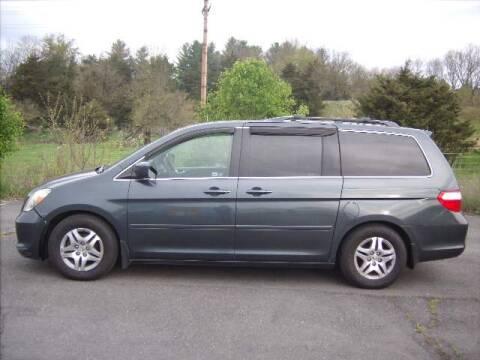2006 Honda Odyssey EX for sale at Broadway Motors LLC in Broadway VA