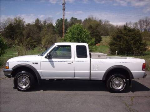 1998 Ford Ranger XLT for sale at Broadway Motors LLC in Broadway VA