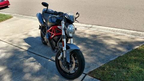 2012 Ducati Monster 796 for sale in Davie, FL