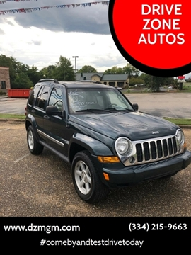 2005 Jeep Liberty for sale in Montgomery, AL