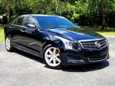 2014 Cadillac ATS for sale in Miramar, FL