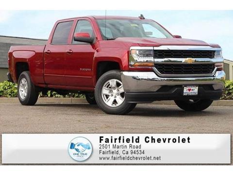 2018 Chevrolet Silverado 1500 for sale in Fairfield, CA