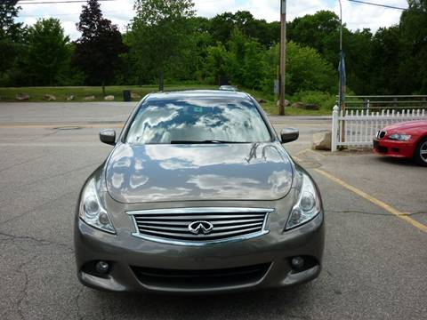 Infiniti G37 For Sale In White Plains Ny Carsforsale