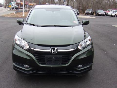 2017 Honda HR-V for sale in Abington, MA