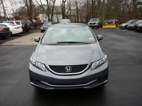 2013 Honda Civic for sale in Abington, MA