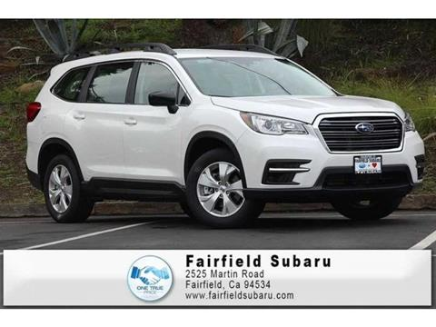 2019 Subaru Ascent for sale in Fairfield, CA