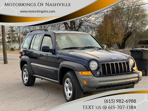 2007 Jeep Liberty for sale in Nashville, TN