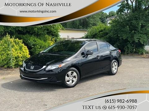 2013 Honda Civic for sale in Nashville, TN