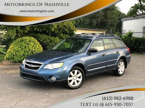 2008 Subaru Outback for sale in Nashville, TN