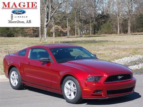 2014 Ford Mustang for sale in Morrilton, AR