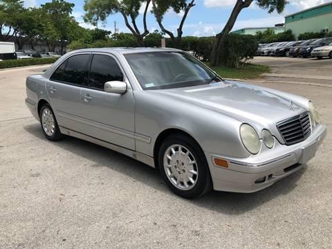 My E Clas >> Mercedes Benz E Class For Sale In Margate Fl My Auto Sales