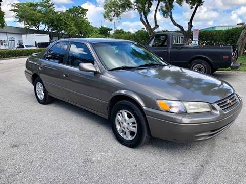 1999 Toyota Camry For Sale In Margate FL
