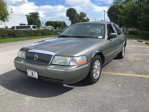 2003 Mercury Grand Marquis for sale in Margate, FL