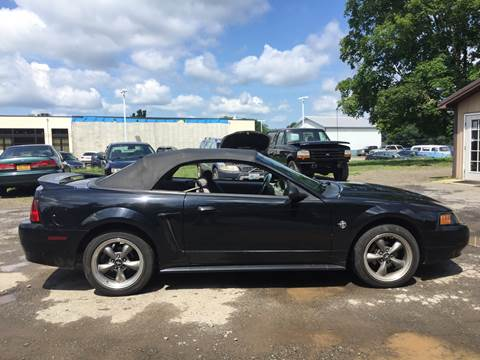Wonderful 1999 Ford Mustang For Sale In Oneonta, NY