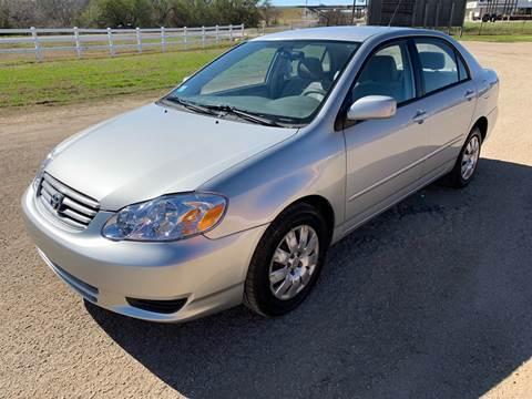 Toyota Corolla For Sale in Elmendorf, TX - Compean Motors