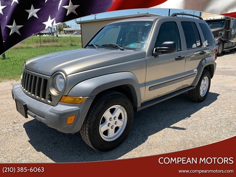 2005 Jeep Liberty for sale in Elmendorf, TX