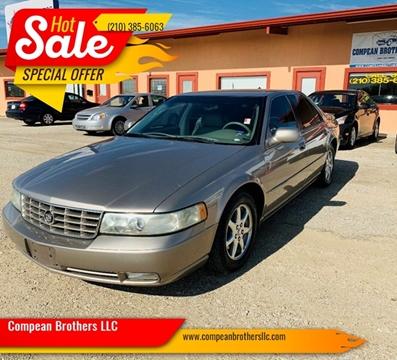 2003 Cadillac Seville for sale in Elmendorf, TX