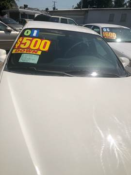 2001 Pontiac Bonneville for sale in Louisville, KY