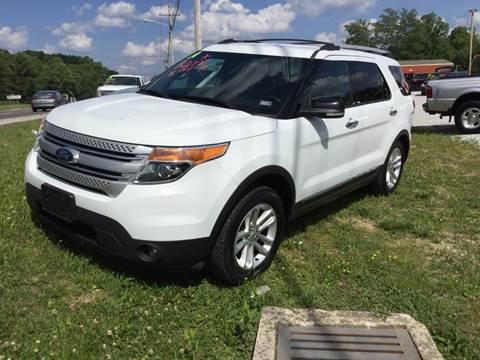 2014 Ford Explorer For Sale >> Used 2014 Ford Explorer For Sale Carsforsale Com