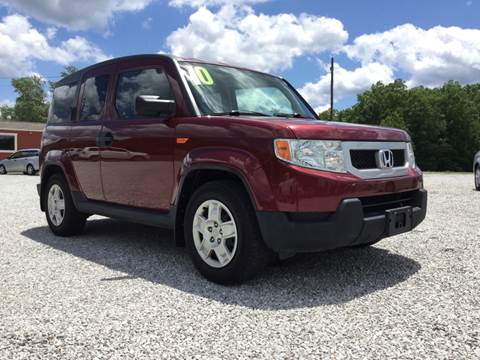 2010 Honda Element for sale in Huntsville, TN