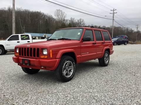 2001 Jeep Cherokee for sale in Huntsville, TN