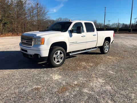 2011 GMC Sierra 2500HD for sale in Greenwood, SC