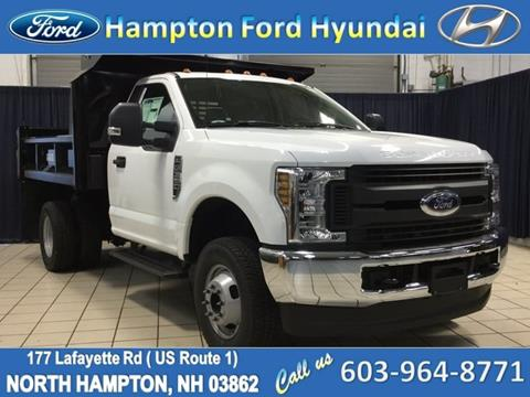 2018 Ford F-350 Super Duty for sale in North Hampton, NH