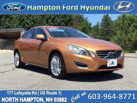 2012 Volvo S60 for sale in North Hampton, NH