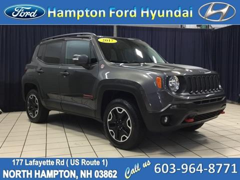 2017 Jeep Renegade for sale in North Hampton, NH