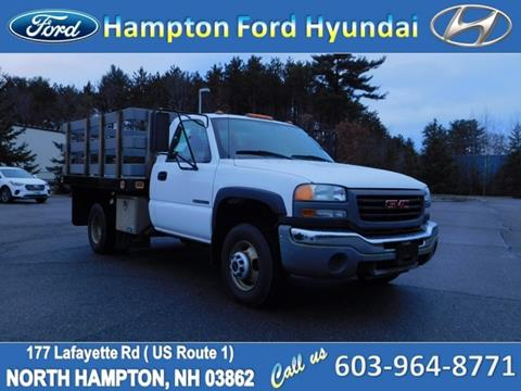 2004 GMC Sierra 3500 for sale in North Hampton, NH