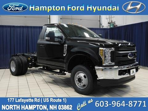 2019 Ford F-350 Super Duty for sale in North Hampton, NH