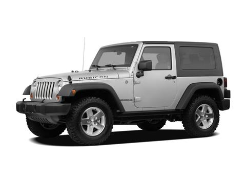 2007 Jeep Wrangler for sale in North Hampton, NH