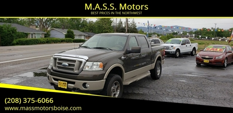 2008 Ford F-150 for sale in Boise, ID