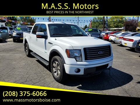 Cars For Sale in Boise, ID - M A S S  Motors