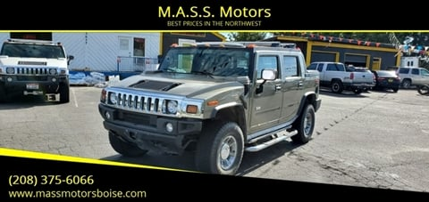 2005 HUMMER H2 SUT for sale in Boise, ID