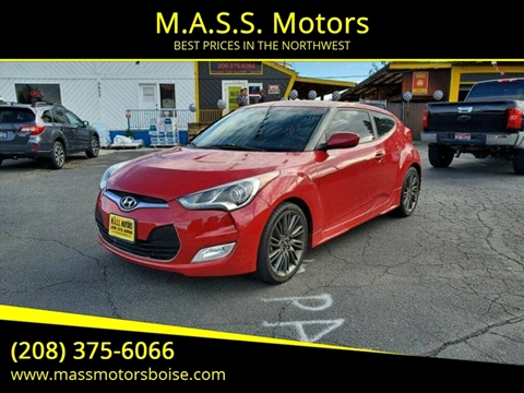 2013 Hyundai Veloster for sale in Boise, ID