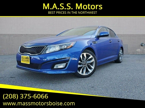 Cars For Sale Boise >> M A S S Motors Car Dealer In Boise Id